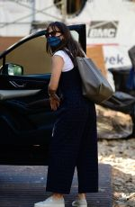 JENNIFER GARNER Out and About in Brentwood 01/14/2021