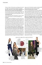 JESSICA ALBA in Instyle Magazine Germany, January  2021