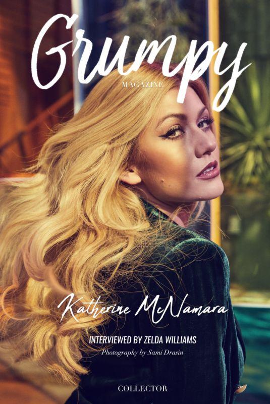KATHERINE MCNAMARA in Gumpy Magazine 2021