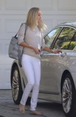 KAYLEIGH MCENANY Arrives at Her Home in Florida 01/19/2021