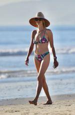 KELLY ROHRBACH in Bikini at a Beach in Santa Monica 01/17/2021