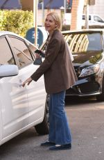KELLY RUTHERFORD Out in Beverly Hills 01/19/2021