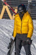 KENDALL JENNER at Buttermilk Ski Area in Aspen 01/02/2021