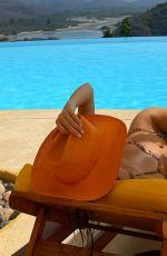 KENDALL JENNER in Bikini - Instagram Photos 01/20/2021