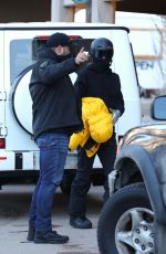 KENDALL JENNER Out in Aspen 01/02/2021