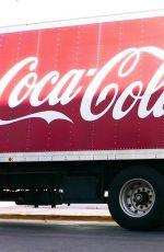 KIMBERLEY GARNER for Coca Cola, 2021