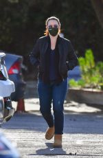 KRISTIN DAVIS Out and About in Pasadena 01/13/2021