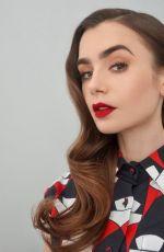 LILY COLLINS - Instagram Photos 01/23/2021