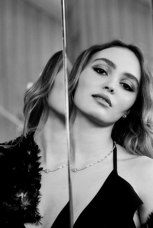 LILY-ROSE DEPP - Chanel Family Portraits, January 2021