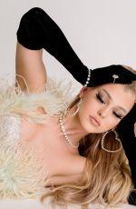 LOREN GRAY for Glamour Magazine, Bulgaria October 2020
