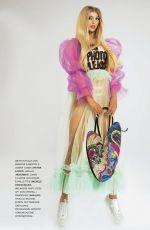 LOREN GRAY in Grazia Magazine, Italy January 2021