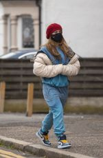 MAISIE SMITH Out and About in Wssex 12/29/2020