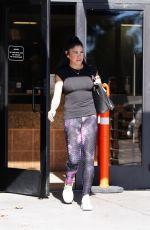 MIA ST JOHN Lewaves a Gym in Los Angeles 01/16/2021