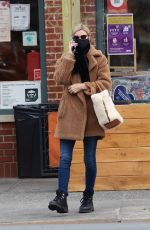 NICKY HILTON Out and About in New York 01/05/2021