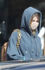OLIVIA JADE GIANNULLI Out Shopping in Los Angeles 01/22/2021