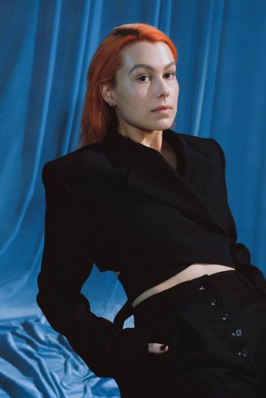 PHOEBE BRIDGERS for Nylon Magazine, January 2021