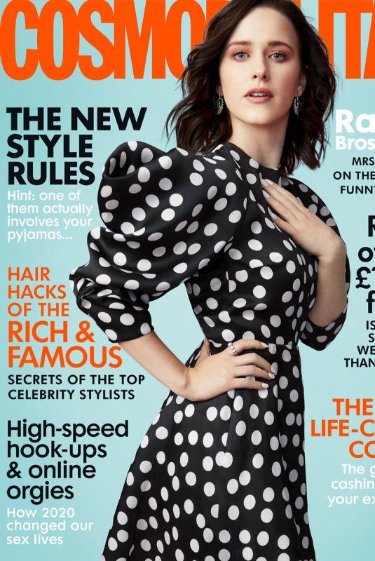 RACHEL BROSNAHAN for Cosmopolitan Magazine, March 2021
