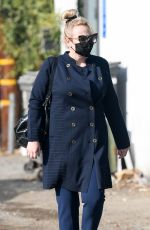REBEL WILSON Arrives at a Hair Salon in West Hollywood 01/04/2021