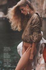 RIANNE VAN ROMPAEY in Vogue Magazine, UK February 2021