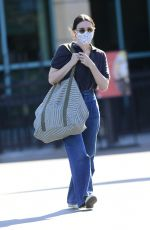ROONEY MARA Out Shopping in Los Angeles 01/19/2021