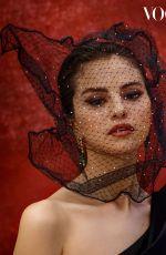 SELENA GOMEZ for Vogue Arabia, January 2021