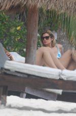 SHAYNA TYALOR in Bikini at a Beach in Tulum 01/14/2021