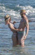 SHRANA BURGESS and Brian Austin Green at a Beach in Hawaii 01/02/2021