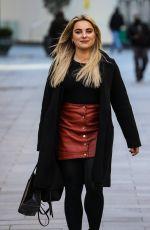 SIAN WELBY Leaves Global Radio in London 01/21/2021
