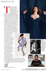 SIGOURNEY WEAVER in Instyle Magazine, February 2021