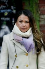 SUTTON FOSTER on the Set of Younger in New York 01/21/2021