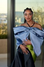 TESSA THOMPSON for Town and Country Magazine, February 2021