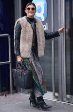 ZOE HARDMAN Arrives at Global Radio in London 01/24/2021