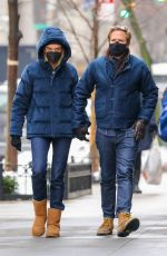 ALEXANDRA MICHLER and Will Kopelman Out in New York 02/09/2021