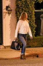 ALICIA SILVERSTONE Leaves a Hair Salon in West Hollywood 02/19/2021