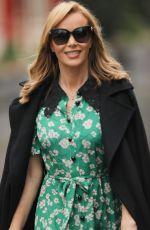 AMANDA HOLDEN Leaves Global Radio in London 02/03/2021