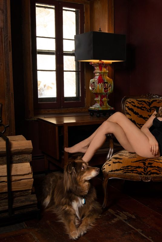 AMANDA SEYFRIED for Vanity Fair Magazine, February 2021