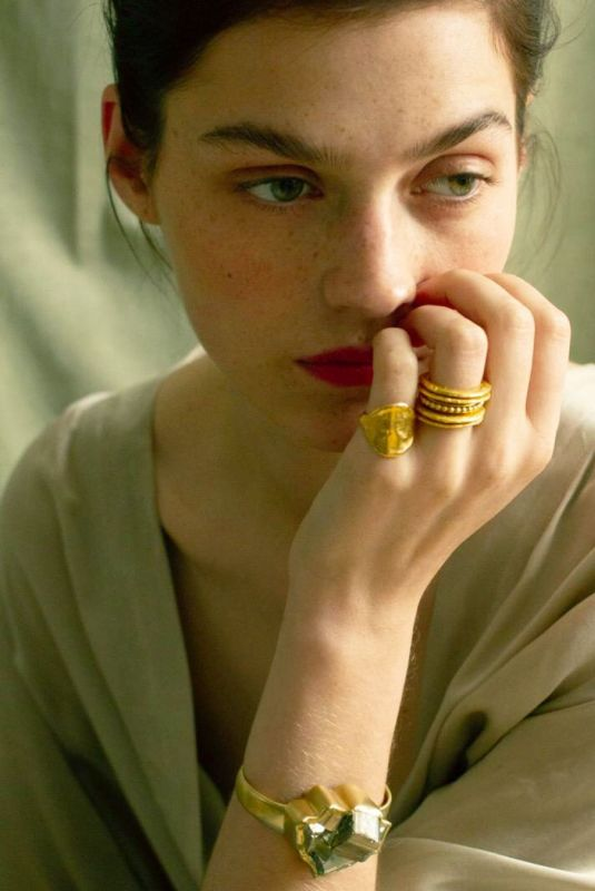 AMBER ANDERSON for Pippa Small Jewelry, 2021
