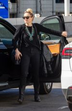 AMBER HEARD and BIANCA BUTTI Out in Los Angeles 02/14/2021