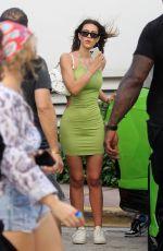AMELIA HAMLIN Out in Miami 02/13/2021