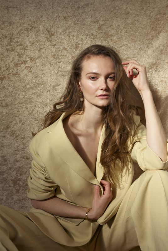 ANDI MATICHAK for The Bare Magazine, February 2021