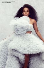 ANGELA BASSETT in Emmy Magazine, February 2021