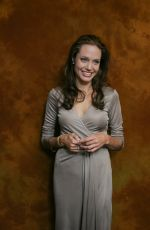 ANGELINA JOLIE at The Good Shepard Press Conference 12/08/2006