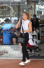 ANNA HEINRICH Out and About in Sydney 02/25/2021
