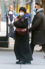 ASHLEY OLSEN Out and About in New York 02/23/2021