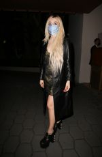 AVA MAX Night Out in West Hollywood 02/06/2021