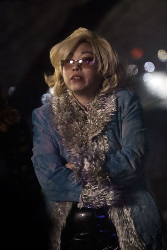 AWKWAFINA on the Set of Is Nora From Queens, Season Two 02/18/2021