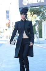 BAI LING Out and About in Los Angeles 01/24/2021