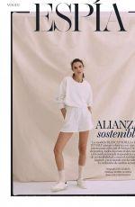 BLANCA PADILLA in Vogue Magazine, Spain January 2021