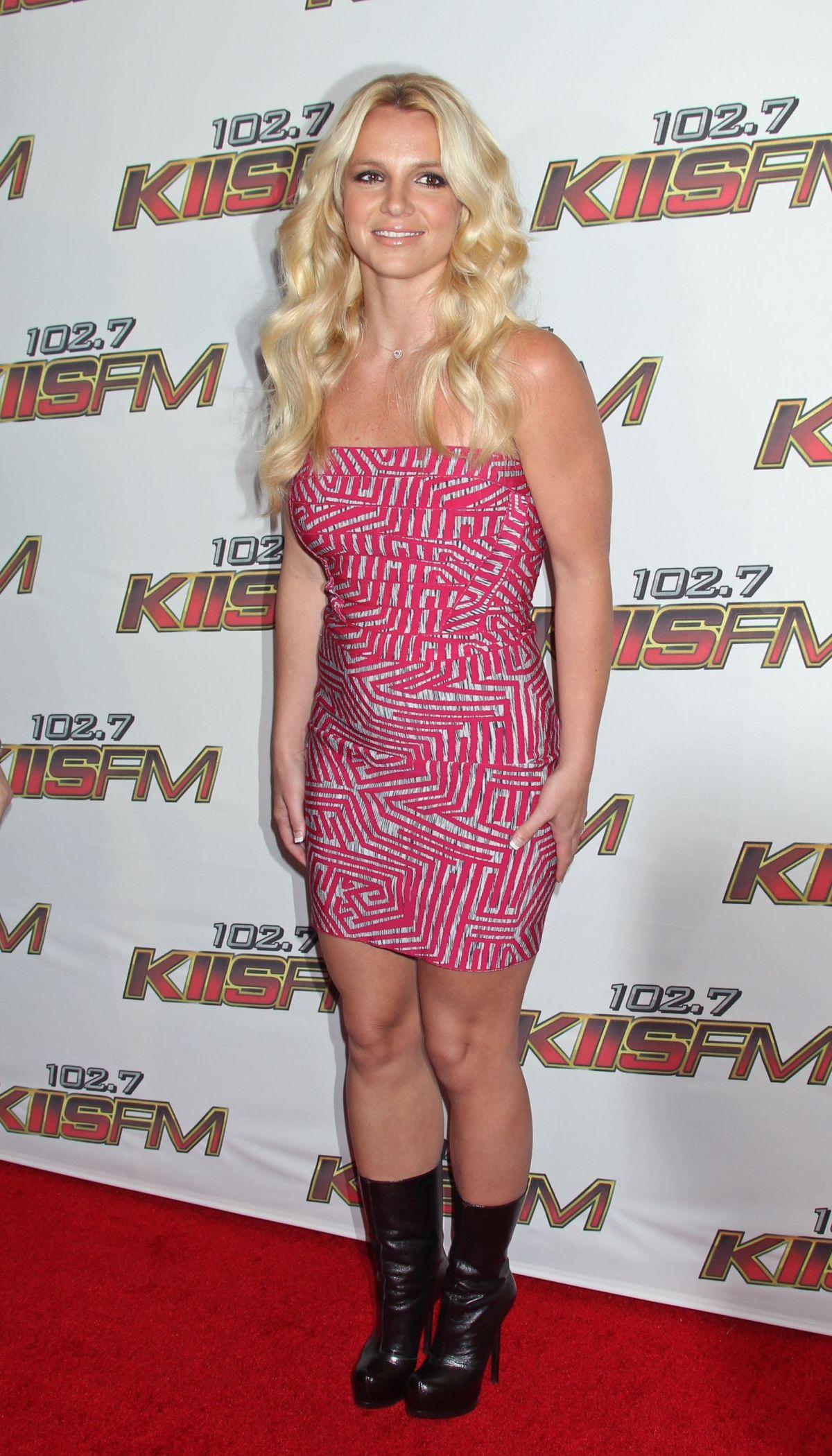 Britney Spears - 102 7 KIIS FM Wango Tango 2013 in Carson