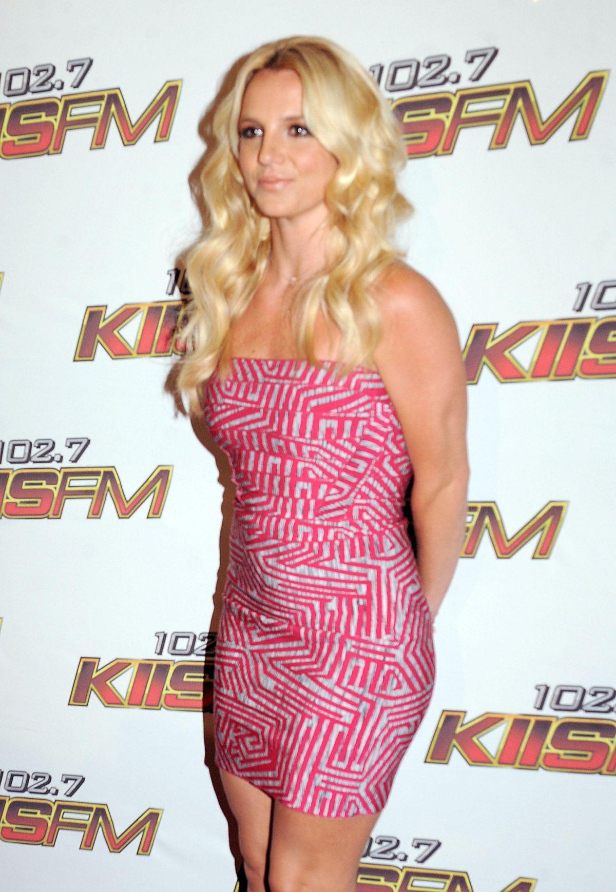 Red Carpet Dresses: Britney Spears - KIIS FMs Wango Tango